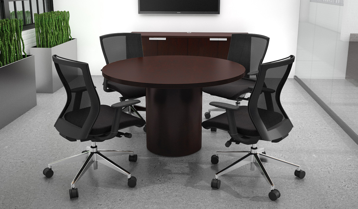 Desk Conference Table Combo Desk Ideas - Desk conference table combination